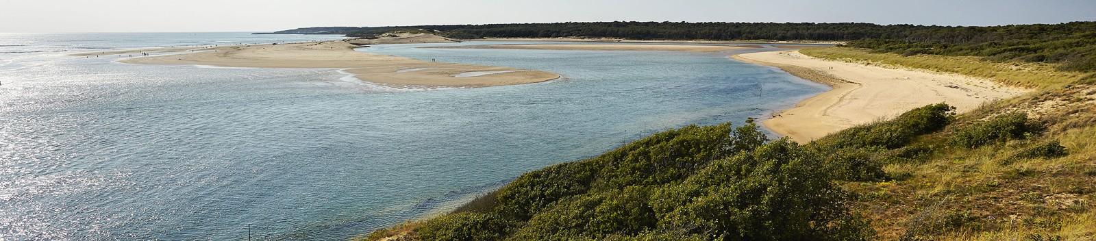 Estuaire du Payré - copyright A. Lamoureux